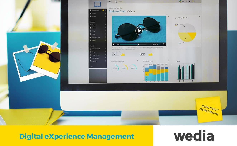 Le Digital eXperience Management est le socle du content scoring