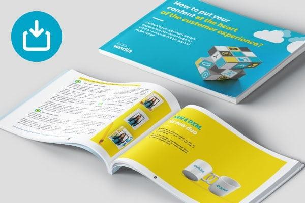 Wedia-eBook-Ihre Inhalte im Dienst des Kundenerlebnis