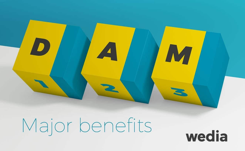 DAM benefits