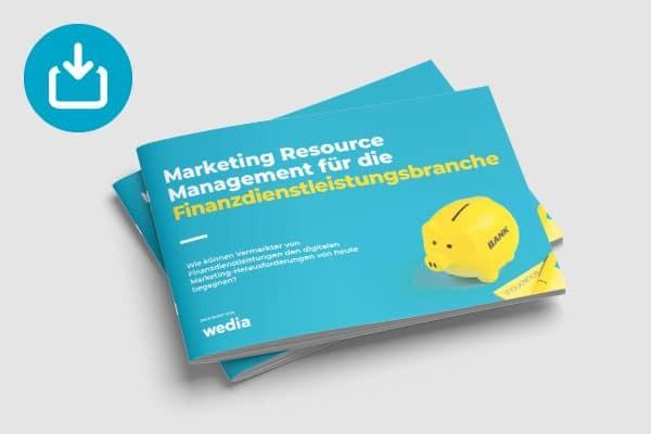 E-Book - Marketing Resource Management für die Finanzdienstleistungsbranche