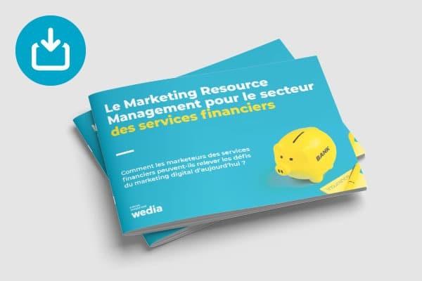 eBook - Marketing Ressources Management pour le secteur des services financiers