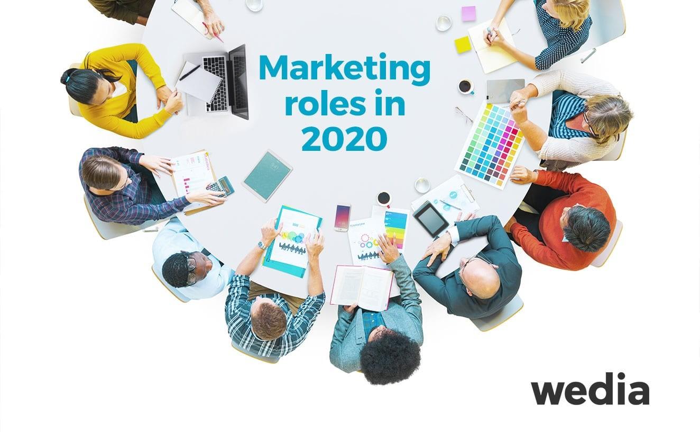 Découvrez les rôles marketing de 2020 tel que les communicants et les analystes