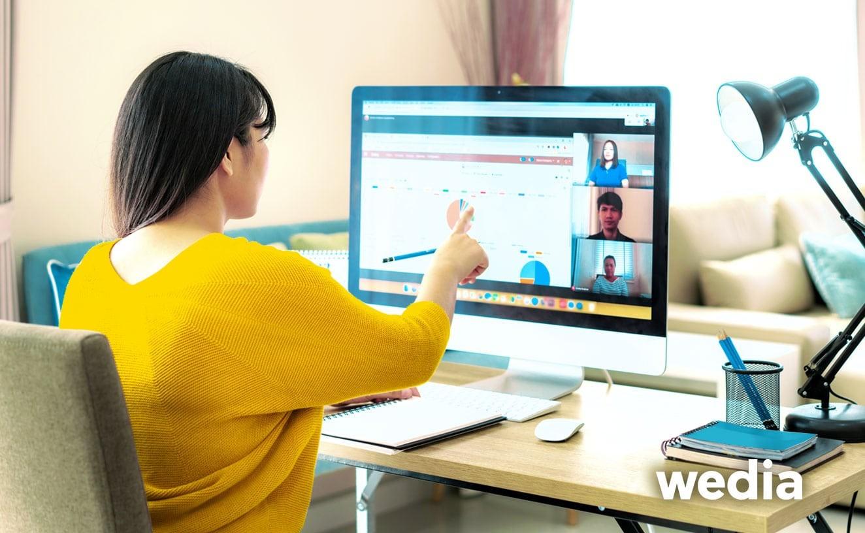 Le Digital Workplace et les solutions cloud marketing à l'heure du télétravail, illustration