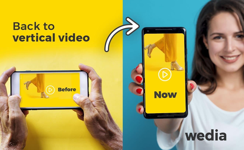 Warum Marken vertikale Videos nicht ignorieren können, Illustration