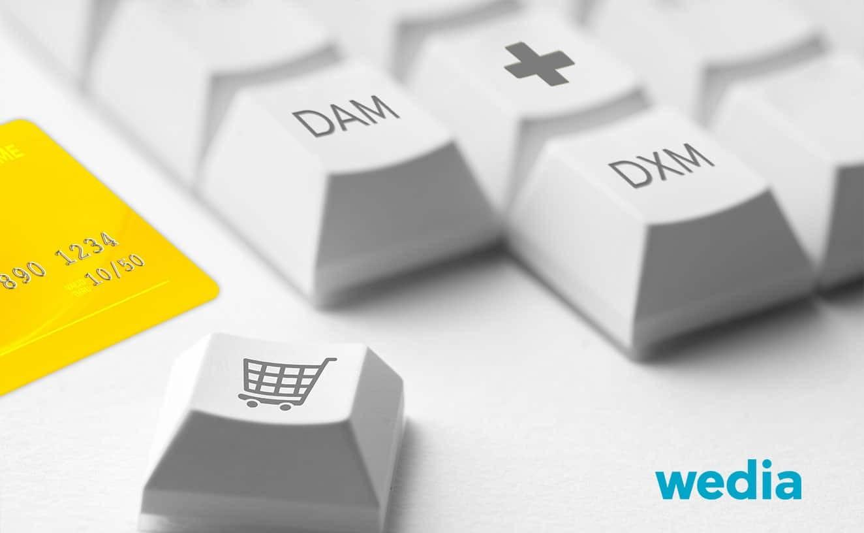Wedia - DAM E-Commerce Einzelhandel