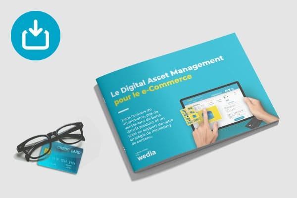 eBook Wedia - Le Digital Asset Management pour le e-Commerce