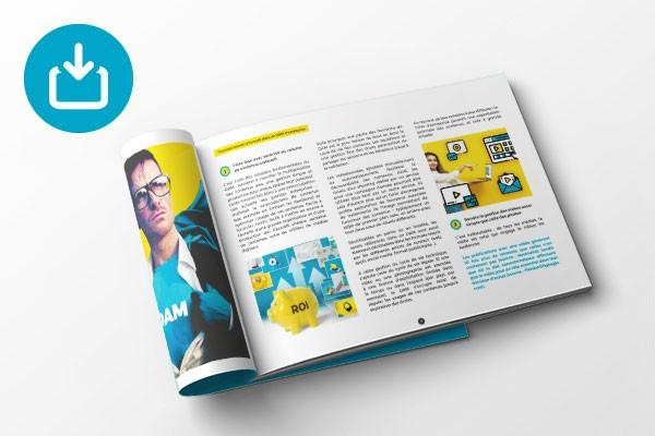 Wedia - eBook : Le DAM d'entreprise, 7 cas d'usage & 7 industries