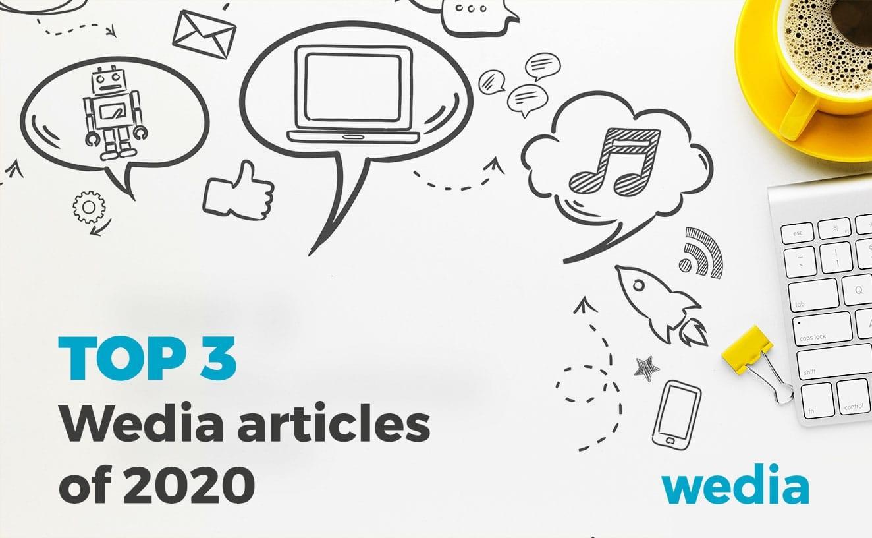 Die 3 wichtigsten Artikel des Jahres 2020
