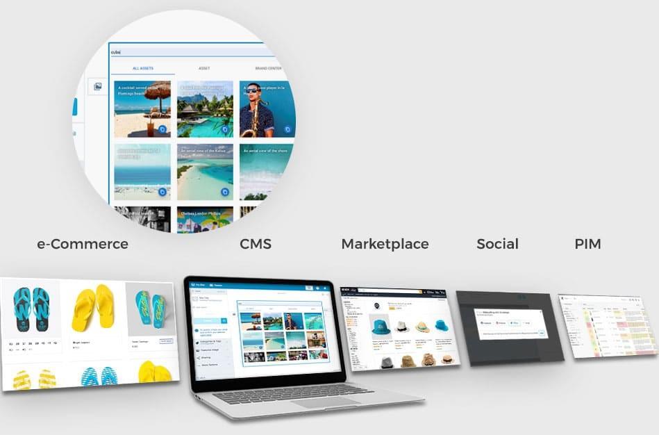 Wedia - Digital eXperience Management : Faites décoller votre productivité en intégrant votre solution DXM à votre écosystème Martech