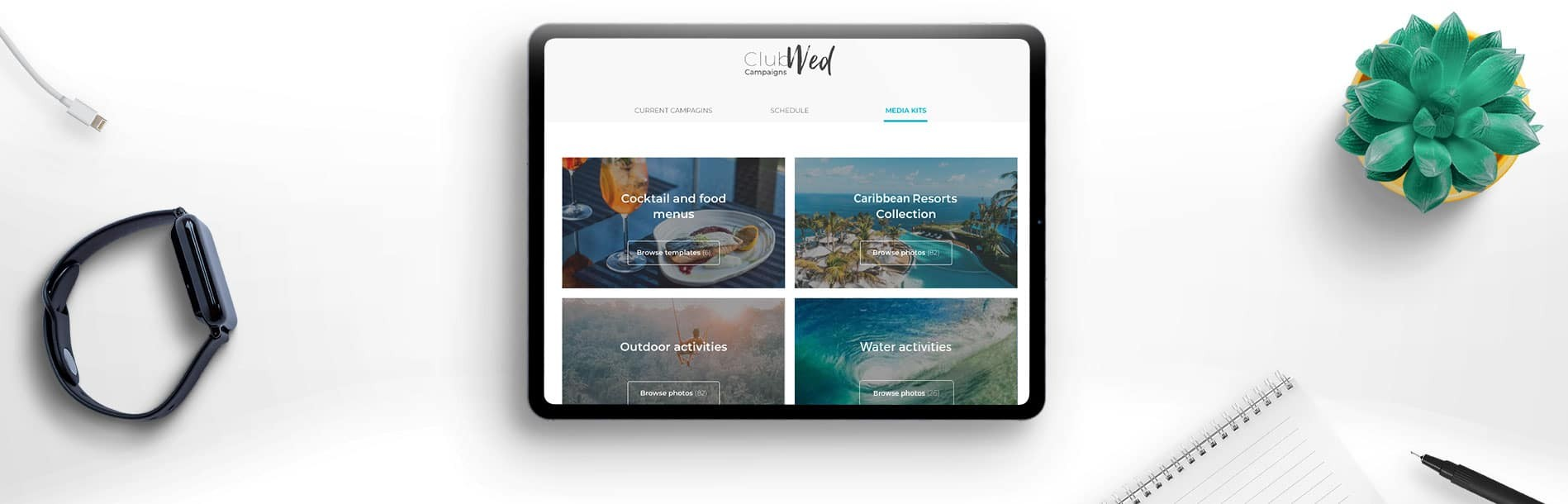 Wedia - Distributed Marketing Management