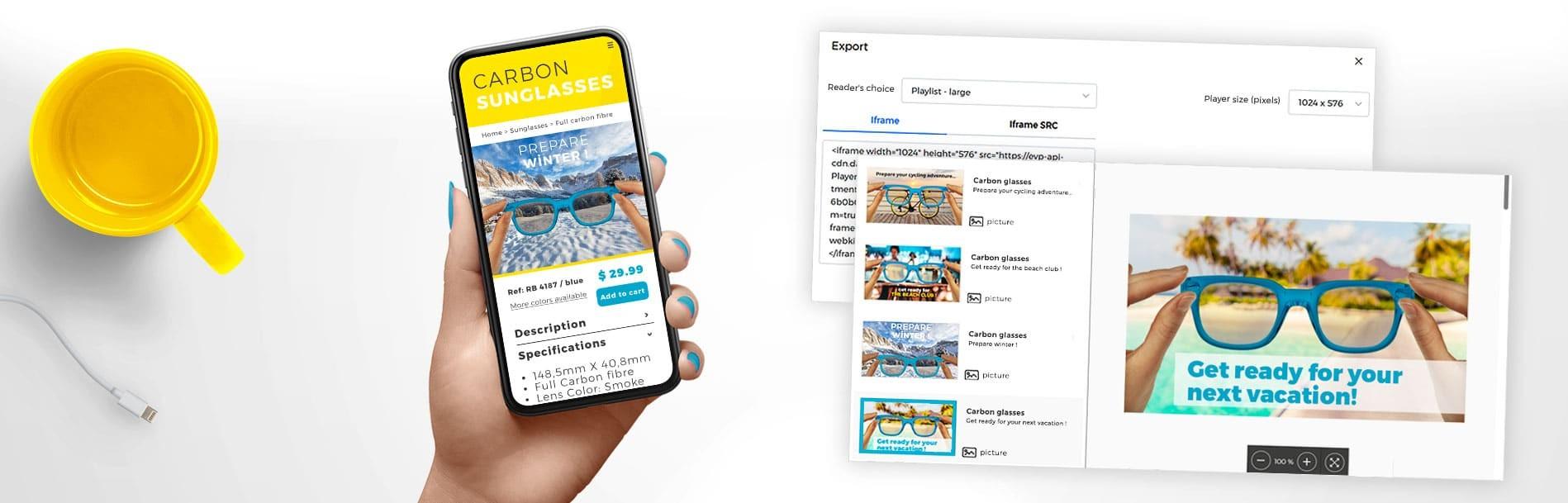 Wedia - Digital eXperience Management: ein optimales Content-Erlebnis zu liefern und die Content-Performance zu messen und zu bewerten