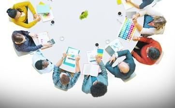 Wedia - Übersicht der Marketingfunktionen: Das kreative Team als wichtigstes Element