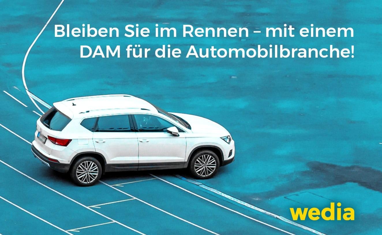 DAM für die Automobilbranche