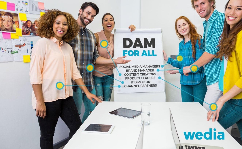 DAM Key Stakeholders
