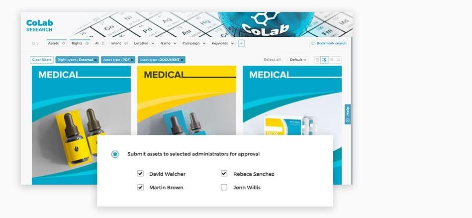 Wedia - DAM : 7 principaux bénéfices du DAM pour le secteur pharmaceutique