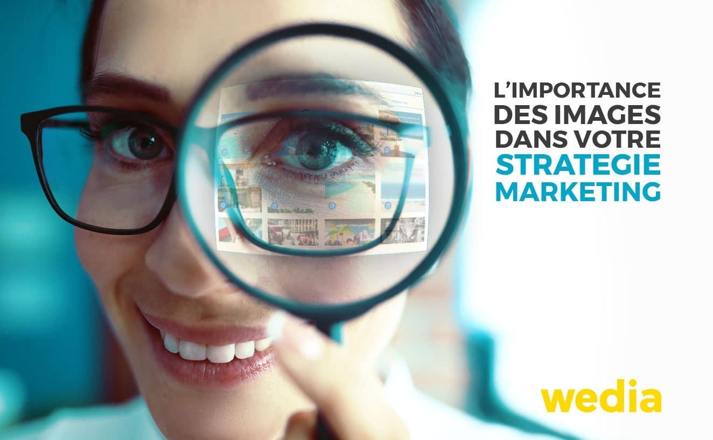 Stratégie marketing basée sur l'image