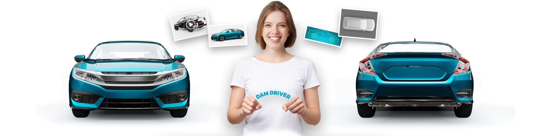 Mit dem Wedia-DAM zum perfekten Omnichannel-Marketing für die Automobilindustrie