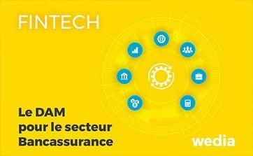 Wedia - Blog : Le Digital Asset Management ou DAM pour le secteur Bancassurance