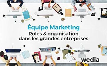 Wedia - Blog : Quelle organisation et quels rôles autour de vos contenus marketing ?