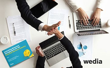 Wedia - Blog: 3 challenges marketing experts in the financial services industry face