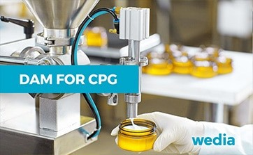 Wedia - Blog: DAM for the CPG Industry - A Must-Have Tool for Consumer Packaged Goods Brands
