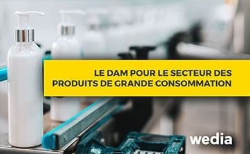 Wedia - Blog : La solution DAM pour le secteur CPG - un outil incontournable pour les marques des produits de grande consommation