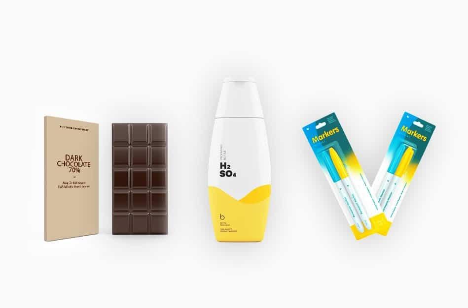 Wedia - Konsumgüterindustrie Branchen