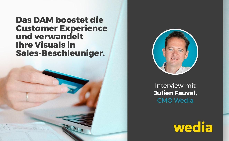 Die Customer Experience, eine neue DAM-Mission?