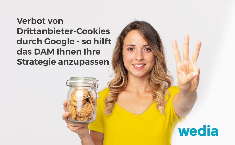 Auswirkungen von Drittanbieter-Cookies auf Marketing und DAM